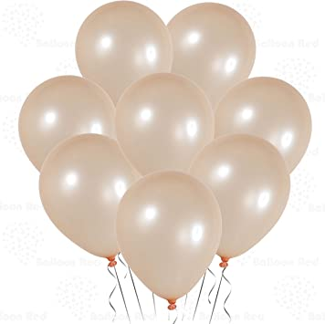 10 X Latex Pearl BALOON BALLONS helium BALLOONS Quality Party Birthday Wedding