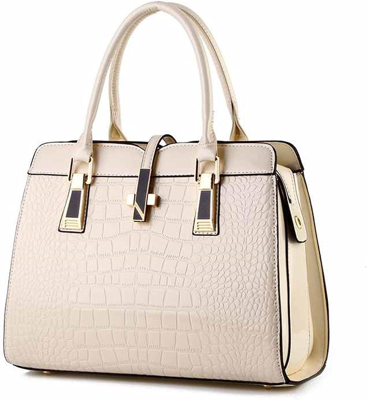 LOKOUO Women bag handbags tote bag solid Shoulder Bags Messenger Bags luxury clutches Chic