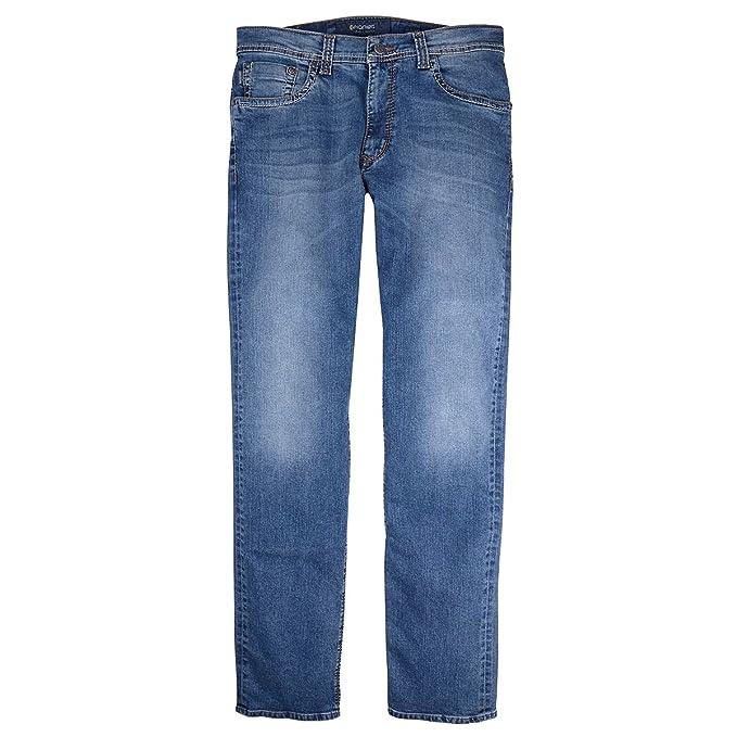 XXL Pionier Pantalones Vaqueros Usados Azul Vaquero Marc, Inch-Alle Größen und Längen: