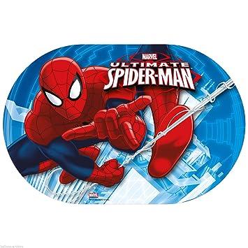 Mantel Juegos Individual De esJuguetes Y SpidermanAmazon 80nkXPwO