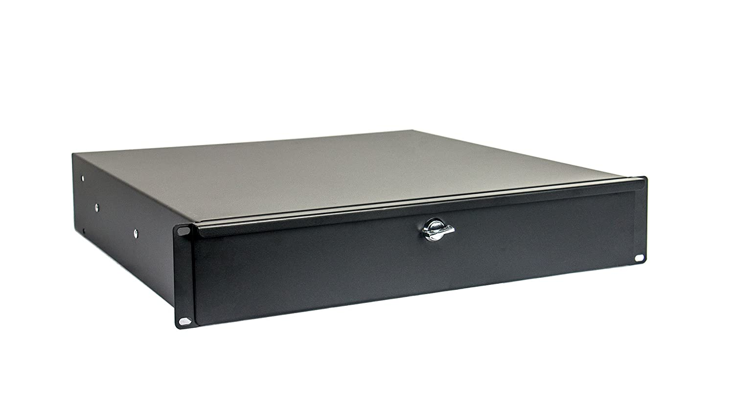 OSP Cases | Metal Rack Drawer | 2-Space | 17 Deep | HYC-2UD Elite Core Audio