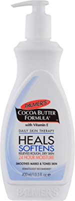 Palmer's Cocoa Butter Formula Daily Skin Therapy Body Lotion with Vitamin