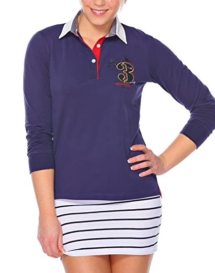 M.Conte Women Sweat-Shirt Sudaderas suéter Manga Largos para Mujer ...