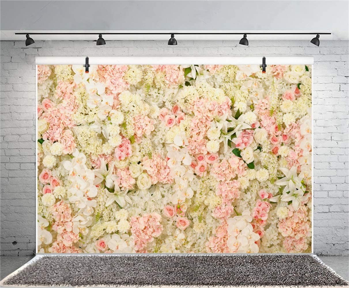 Red Roses Background 6x9ft Wedding Polyester Photography Backdrop Yellow Wall Blossom Flowers Green Door Leaves Summer Holiday Italy Street Girls Lovers Portraits Shoot Studio Photo Prop Decor