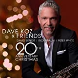 DAVE KOZ & FRIENDS 20TH ANNIVERSARY CHRISTMAS [CD]