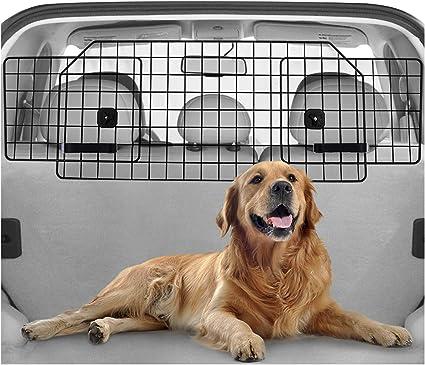rabbitgoo Dog Car Barrier for SUVs, Van, Vehicles - Maximum Safety Standards