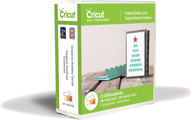 Amazon Cricut Creative Holiday Cards Cartridge