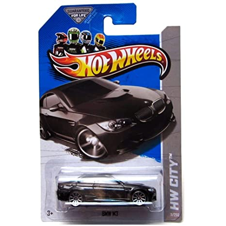 Amazon Com Hot Wheels 2013 Hw City Bmw M37 250 Black Toys Games
