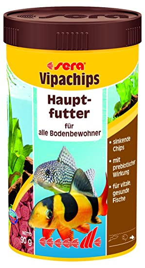 Sera Comida sumergible para peces de acuario Vipachips: Amazon.es: Productos para mascotas