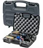PLANO MOLDING CO Pistol Case, Black