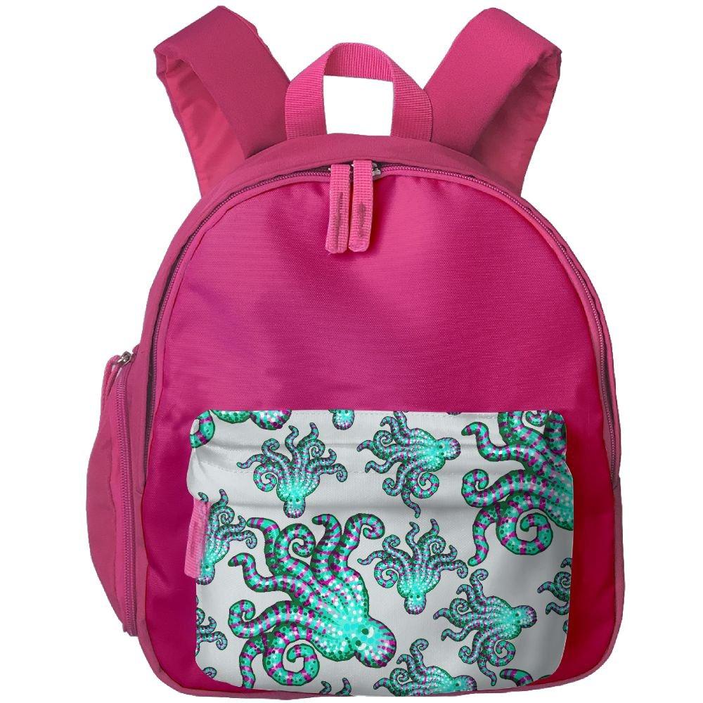 Amazon com | Cool Octopus Kids Toddler Backpack Lightweight