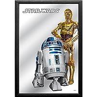 Star Wars Miroir la Guerre des Étoiles R2-D2 & C-3PO