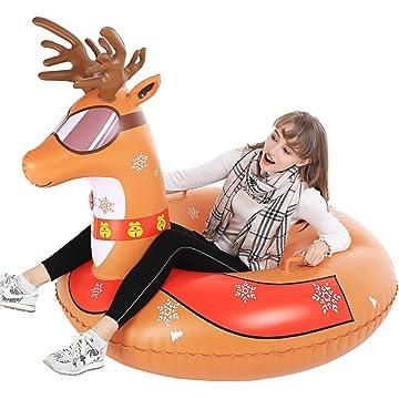 reliable Jasonwell Reindeer Toboggan