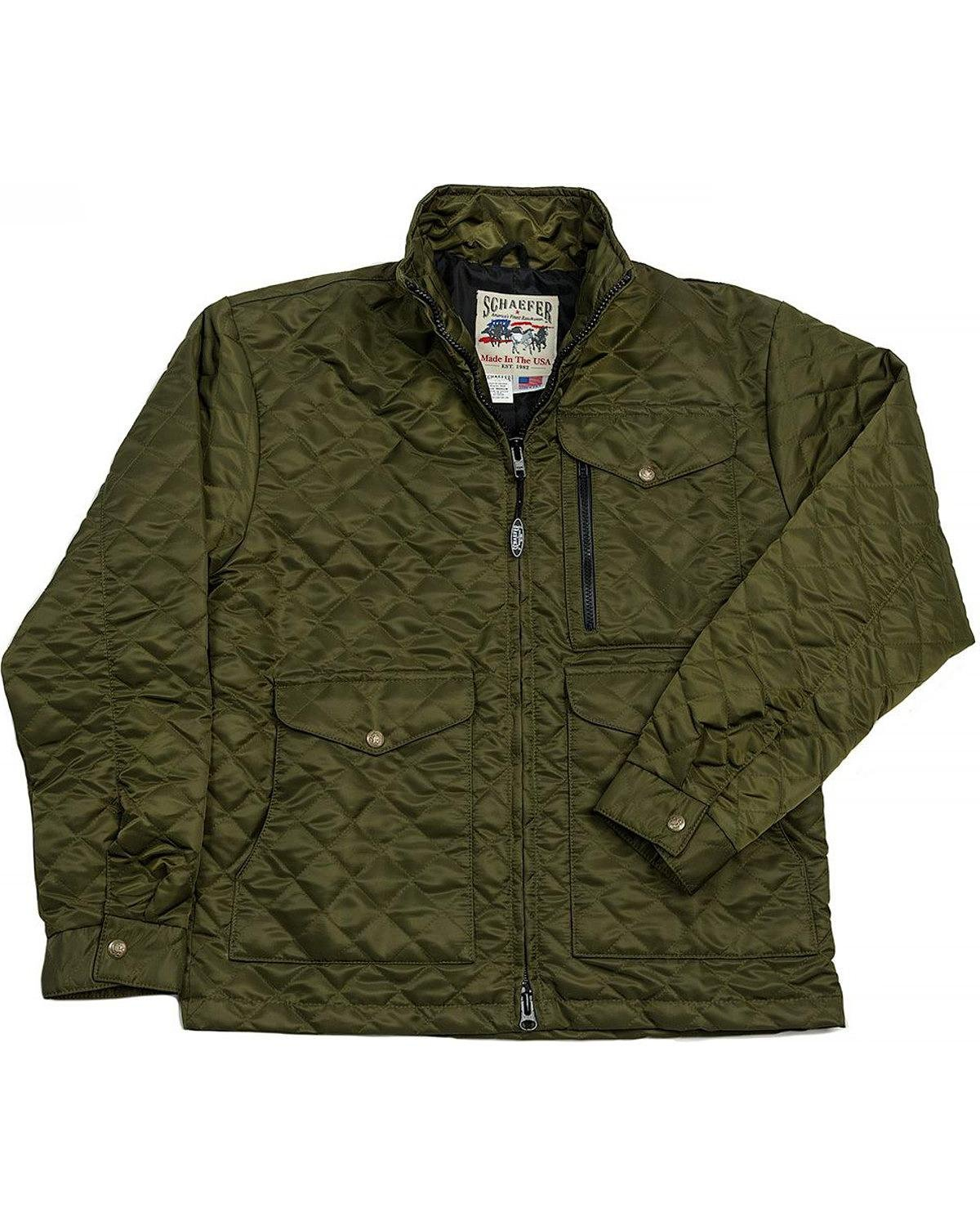 Schaefer Outfitters Men's Olive Canyon Cruiser 2XL Olive XX-Large