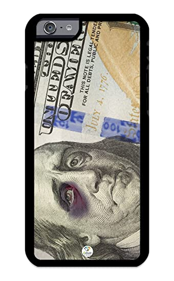 sports shoes 5e2aa bcd0e Amazon.com: iZERCASE iPhone 6 PLUS, iPhone 6S PLUS Case Dollar Bill ...