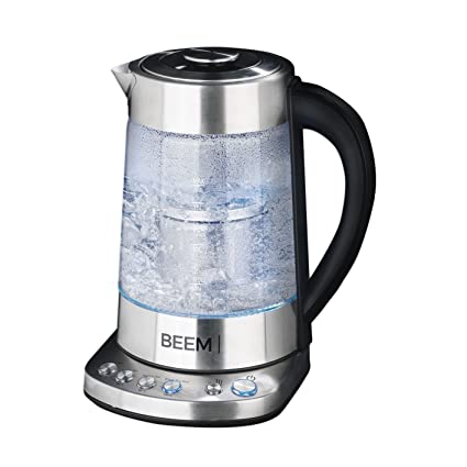 Jarra calentador de agua para te