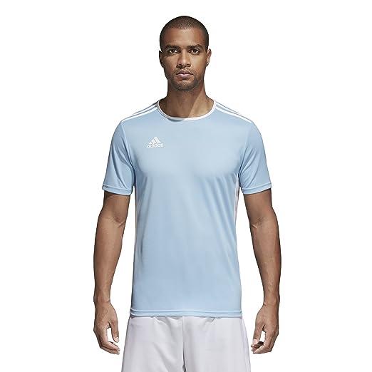 2e8eba5cf adidas Mens Entrada 18 Jersey at Amazon Men s Clothing store