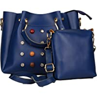 Roseberries Women sling bags Blue Color Combo