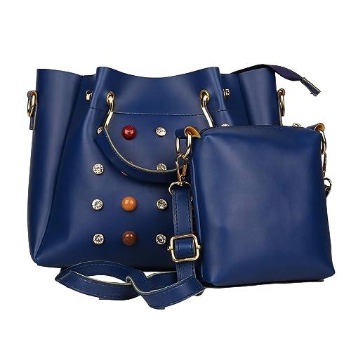 Roseberries Women sling bags Blue Color Combo  Amazon.in  Shoes   Handbags 919fd3db44161