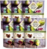 ORGANIC Turkish Dried Figs - Sunny Fruit - (6 Bags) - (5) 1.76oz Portion Packs per Bag | Purely Figs - NO Added Sugars…