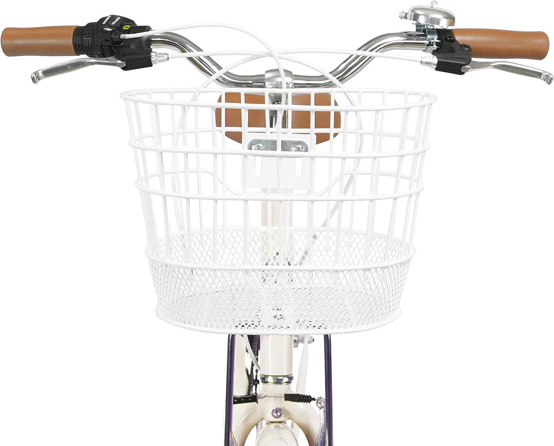 Dutch bike. Retro bicycle Classic bicycle Womens bicycle FabricBike Step City Ladys Step Through Urban Bike 7 Speed Vintage bike