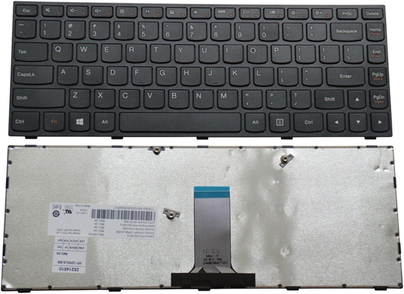 New US Keyboard For Lenovo Flex 2-15D