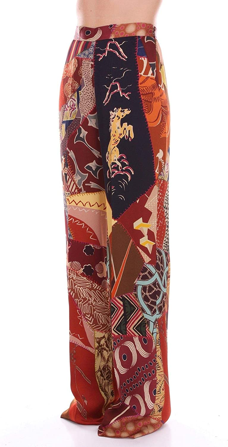 ETRO Luxury Fashion Womens 132175336RED Red Pants | Season Outlet 71ef27t1-VLUL1500_