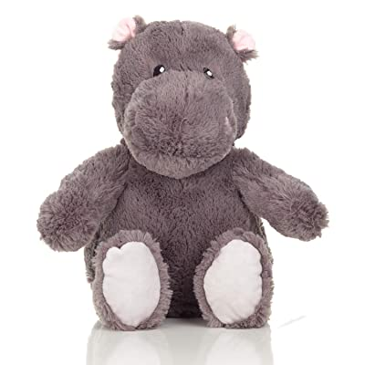Squirrel Products Cuddle Mates Stuffed Animal Plush Toy - 14 Inch - Hippopotamus: Toys & Games [5Bkhe0400216]