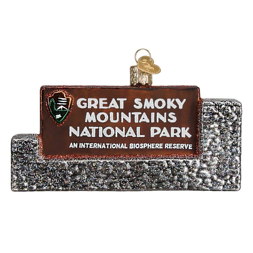 Old World Christmas Ornaments: Great Smoky