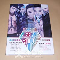 BigBang写真集 迷你5辑 新专辑alive画册 赠MV 光盘+海报