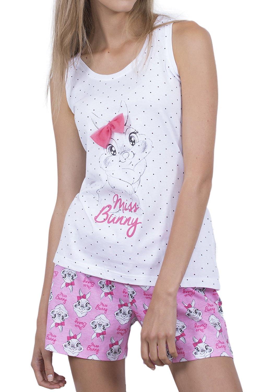 Disney Pijama Tirantes Mujer Miss Bunny