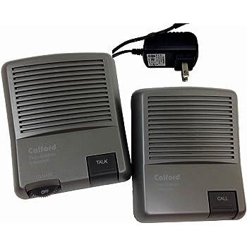 Amazon Com Bank Counter Window Intercom System Dual Way