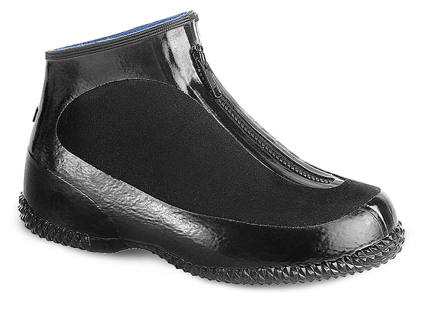 Acton Sizes 6 to 13 Medium Width 5 inch height Joule Black Overshoes