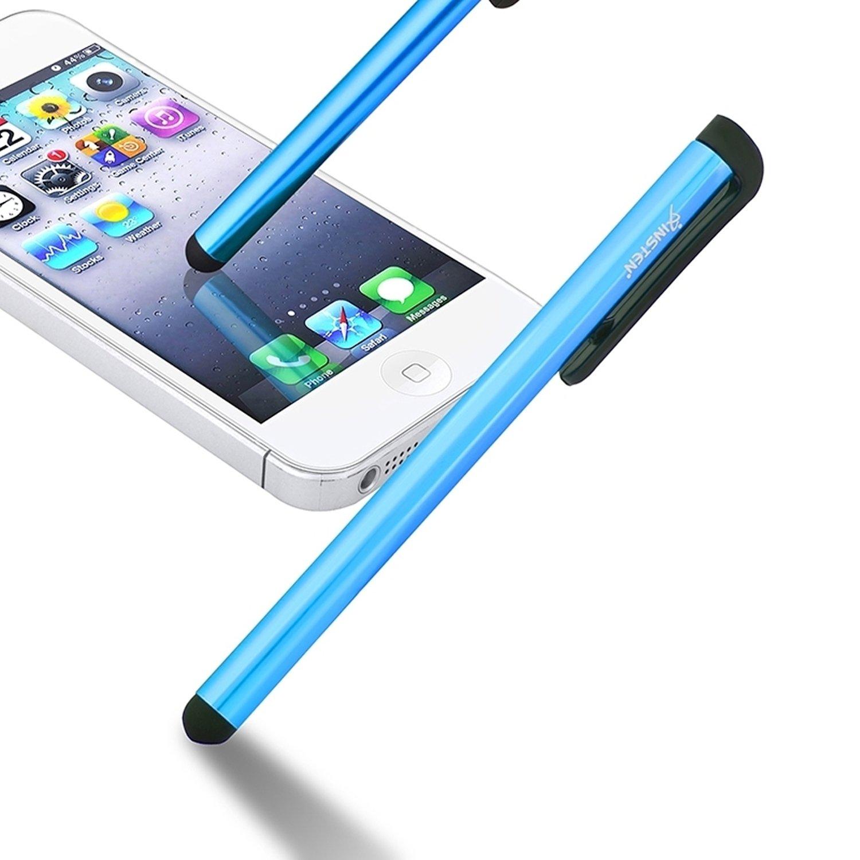 INSTENスタイラスW/クリップ、ブルーと互換性Pple Iphone 7/ Plus 7 Edge Plus 7/ 6s/ 6s Plus/ iPad Mini 3/ iPad Air 2、SAMSUNG GALAXY s7 Edge/ s7/タブ4 7.0/ 8.0/ 10.1 B00KA5IKMK, Deargo(ディアーゴ):71b08b1e --- sharoshka.org