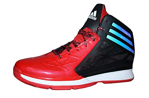 buy popular 5559c 33594 adidas Performance Crazy Fast 2 Herren Basketball Schuhe G99384 (48 2 3, rot