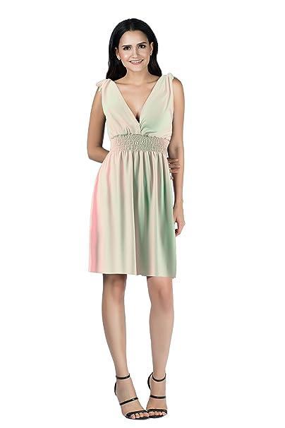 2513a24135e Short Soft Summer Womens Casual Holiday Dress  Amazon.co.uk  Clothing