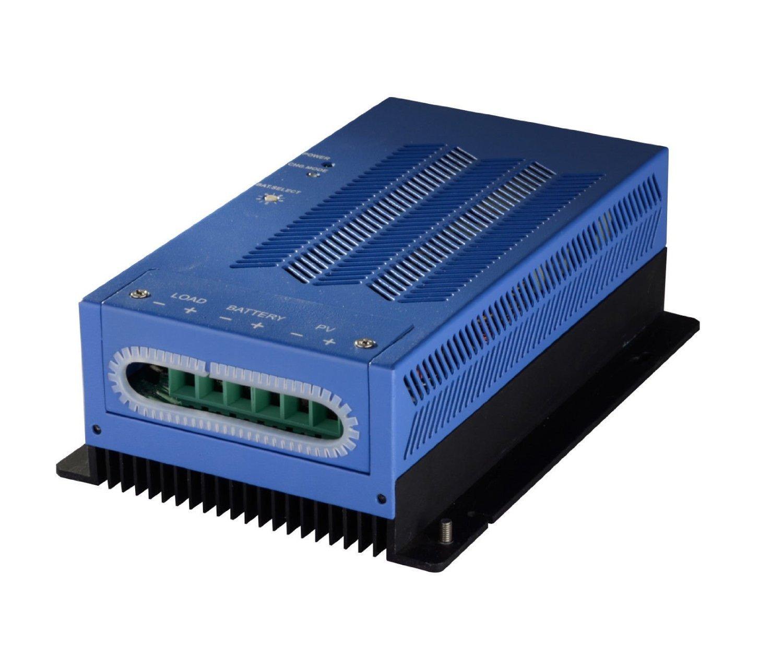 MPPT Solar Controller/ Ladegeraet Regler 40A 24V Max. PV open circuit array voltage 100Vdc CE