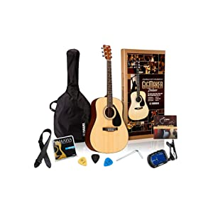 Best Beginner Acoustic Guitar Kit 2017