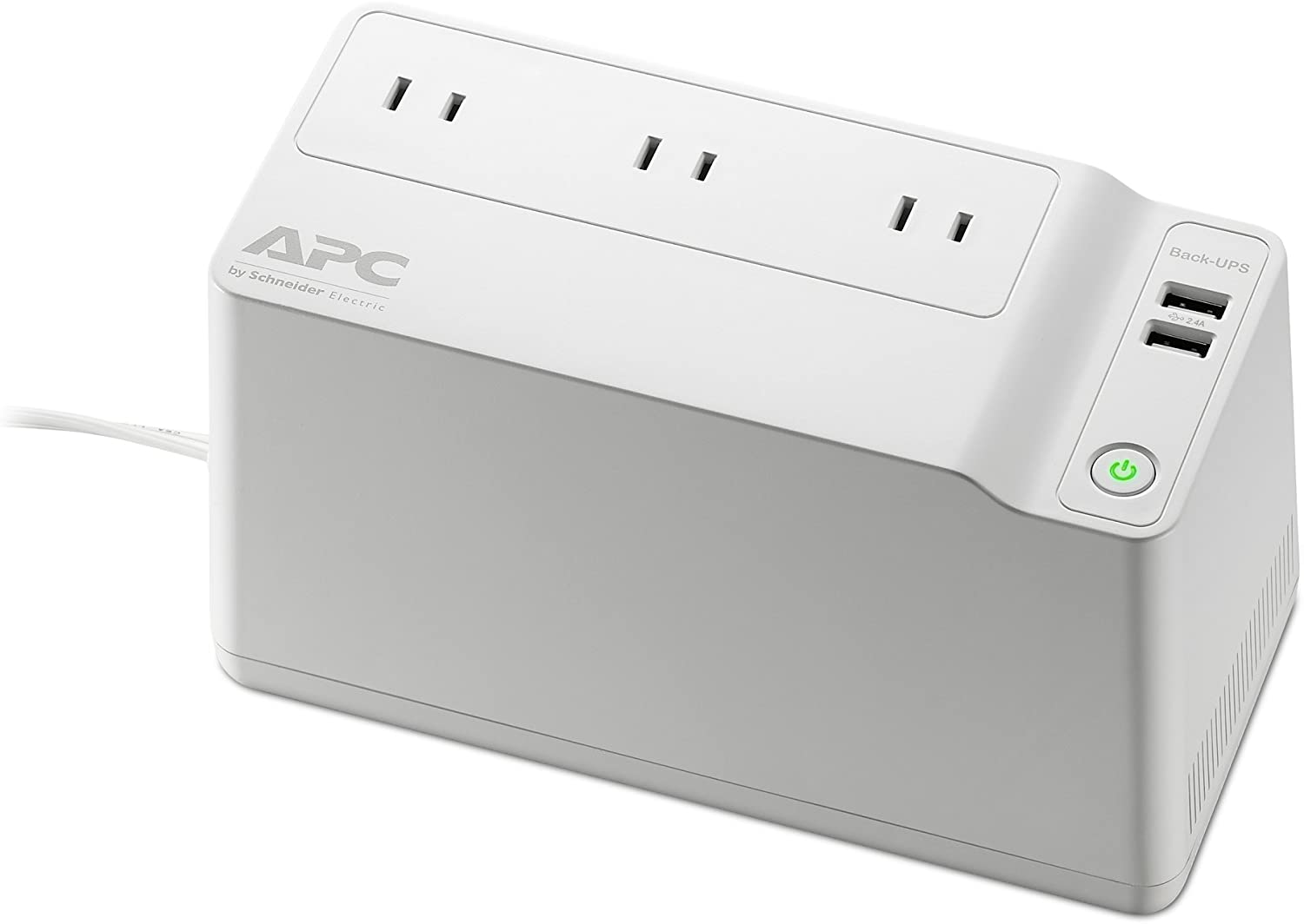 APC Back-UPS Connect BGE90M,120V, Network Backup with USB Charging ports