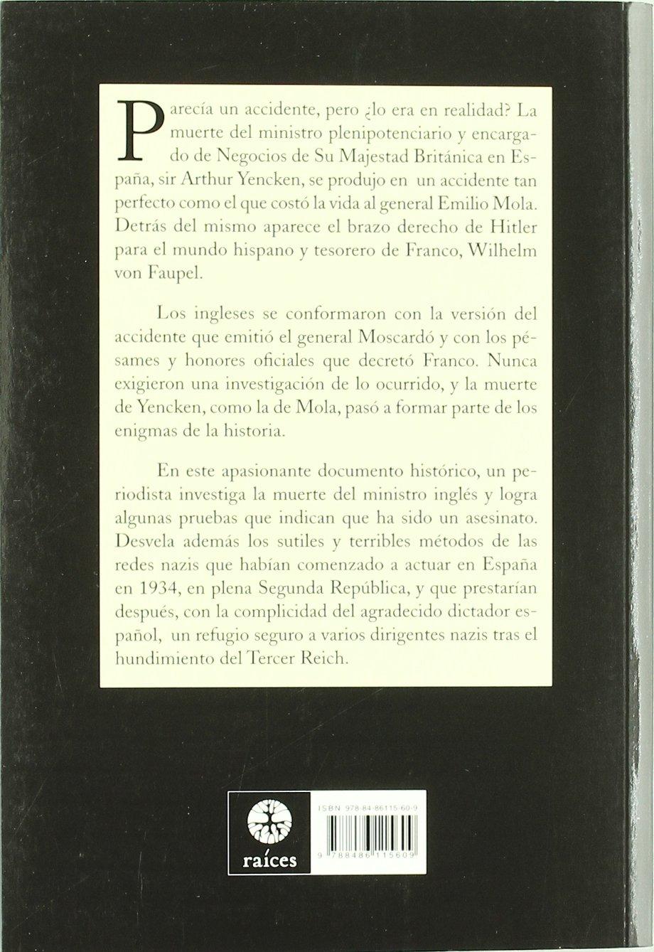Caso Yencken: Amazon.es: Diez, Luis: Libros
