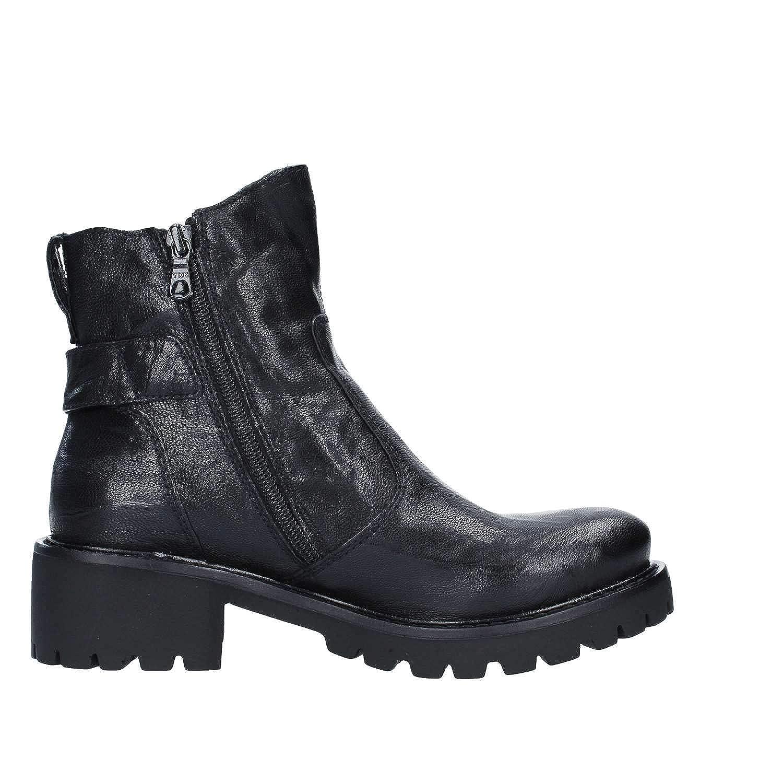 Giardini A807147d Chaussures Sacs Et Femme Stivaletti Nero T6dwgqg