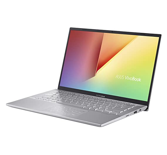 "Asus VivoBook S S412DA-EK005T PC Portable 14"" FHD (AMD Quad Core R5-3500U, RAM 8Go, 256Go SSD, Windows 10) Clavier AZERTY Français"