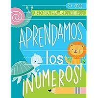 Aprendamos los números: Libro para repasar los números: