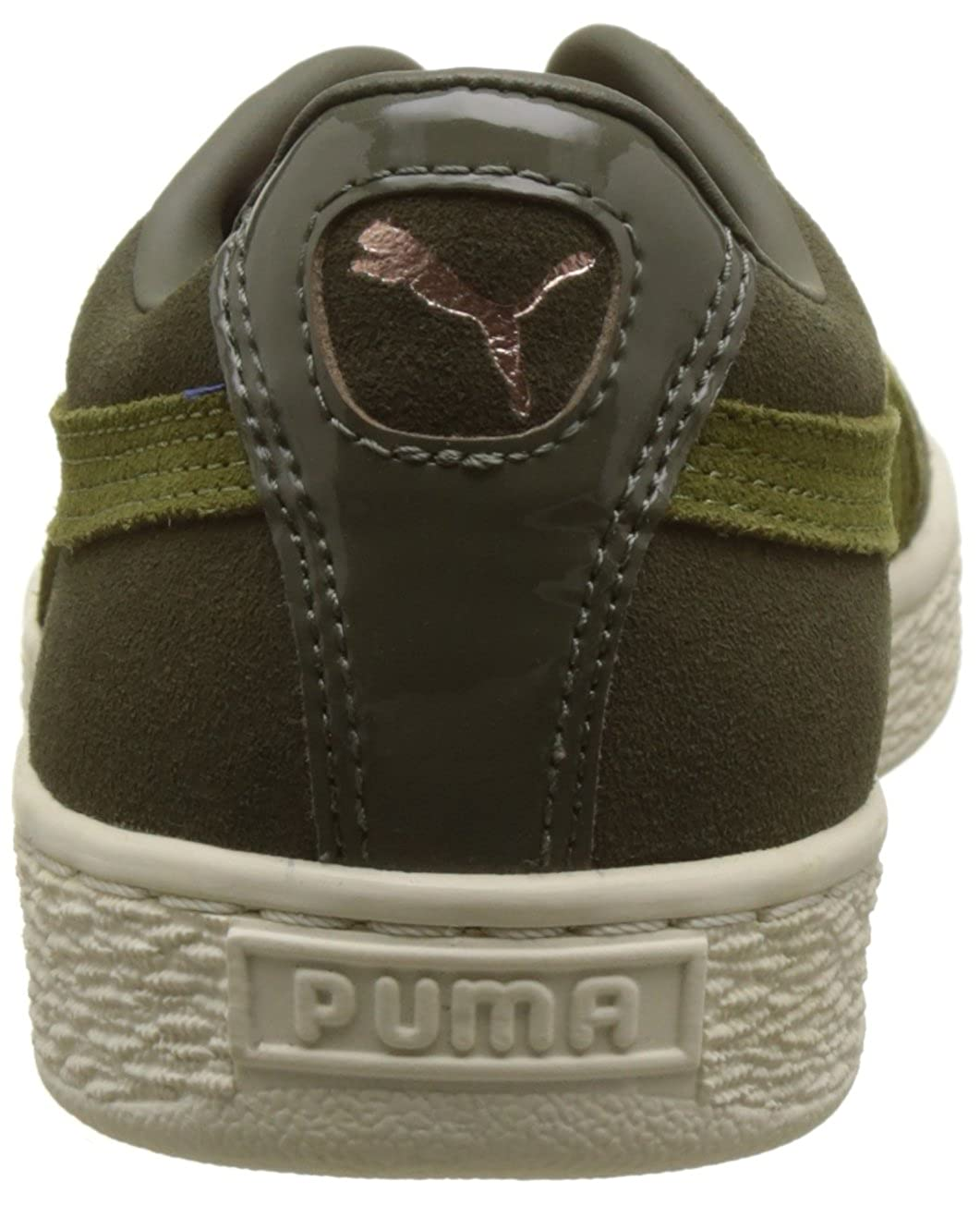 1aca29654cf65a Puma Women s s Suede XL Lace Vr Trainers Black  Amazon.co.uk  Shoes   Bags