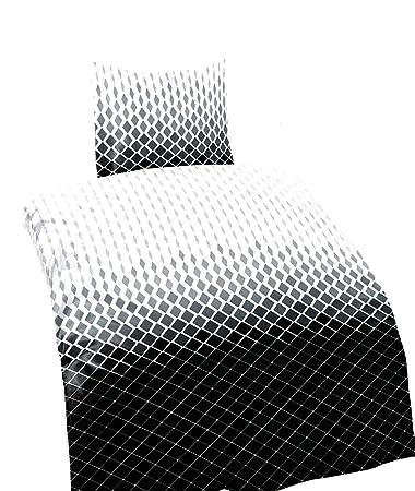 Leonado Vicenti 4 Teilige Bettwäsche Fleece 135x200 Cm Modern