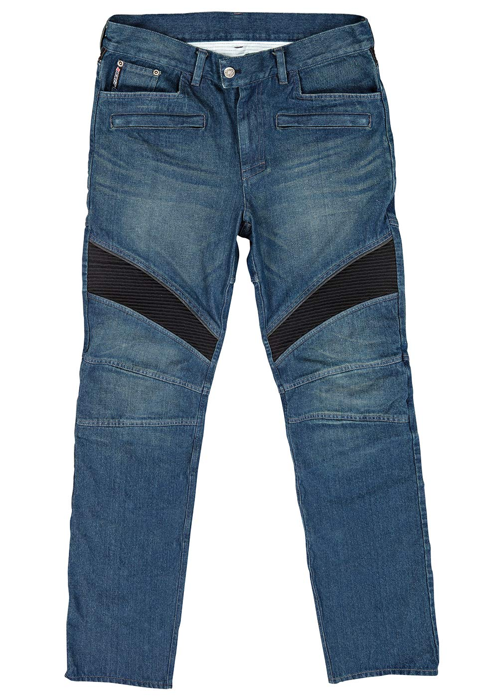 ScorpionExo Covert Jeans Mens Reinforced Motorcycle Pants Black, Size 32