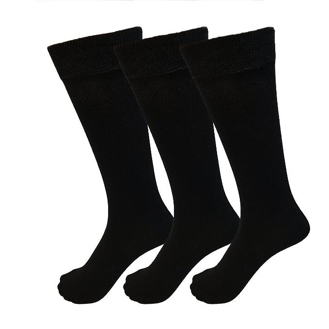 774497bcf20088 Calze da uomo nere, calze da lavoro (12 pezzi), calze da lavoro di BlueRays    Calzini da uomo disegnati ...