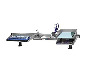 Schreibtisch ablagesystem - Buro komplett set ...