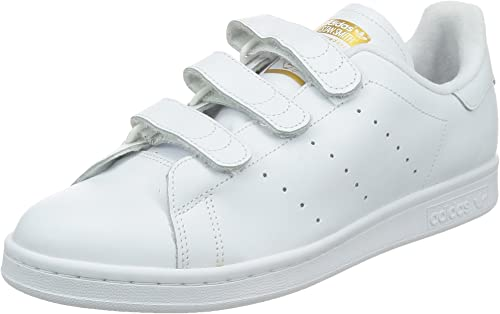 adidas Stan Smith CF, Baskets Mixte Adulte