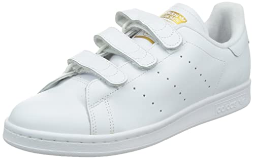 adidas Stan Smith CF, Men's Running Shoes, White (FTWR White/FTWR White